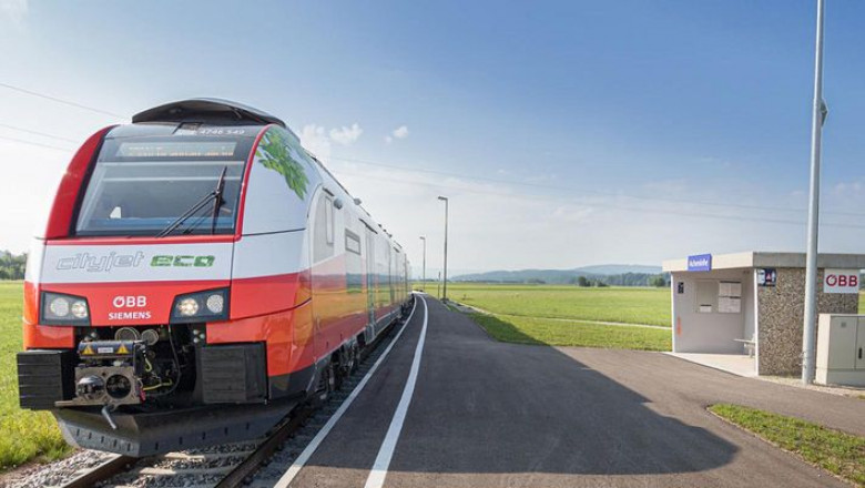 tren direct Viena - Satu Mare