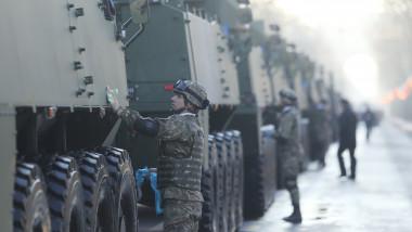transportoare Piranha 5 Armata Română