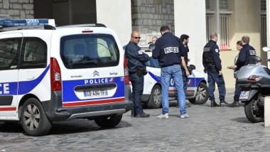 politisti franta politia getty