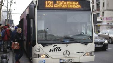 autobuz stb mercedes citaro
