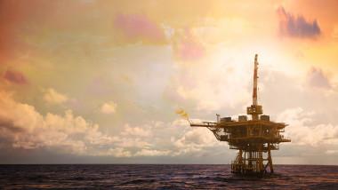 platforma petrolieră/gaze naturale