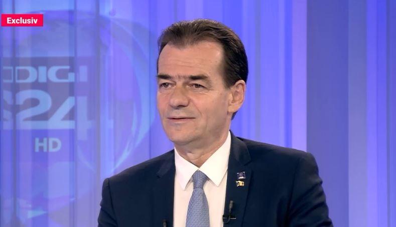 Orban, la Digi24: Numele miniştrilor, marţi-miercuri. Nu va fi un program de guvernare pe 4 ani