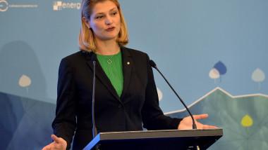 Ramona Mănescu la Bucharest Forum 2019