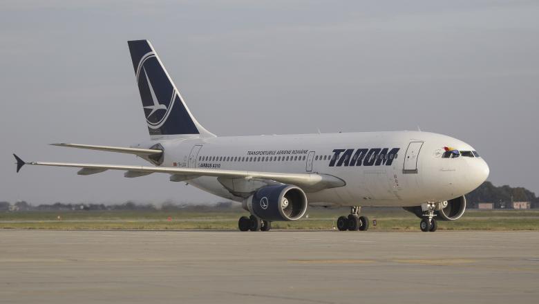 TAROM suspendă toate cursele interne pentru următoarele 14 zile, ca măsură împotriva răspândirii COVID-19