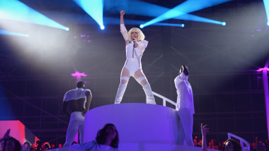 "Lady Gaga Presents ""artRave"" - Inside"