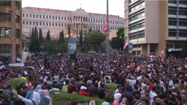 proteste beirut captura youtube