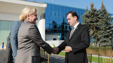viorica dancila ludovic orban dau mana inquam photos george calin 20191018105616_GCL_4898-01