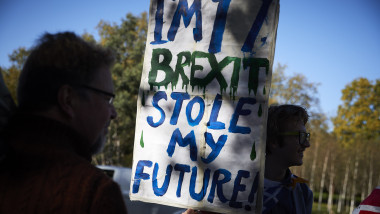 People's Vote Campaign Rallies For Final Say On Brexit