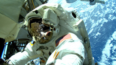 Astronauts Complete Last Of Three Spacewalks