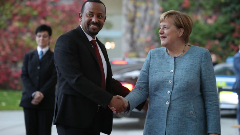 "Germany Hosts ""Compact With Africa"" Conference"