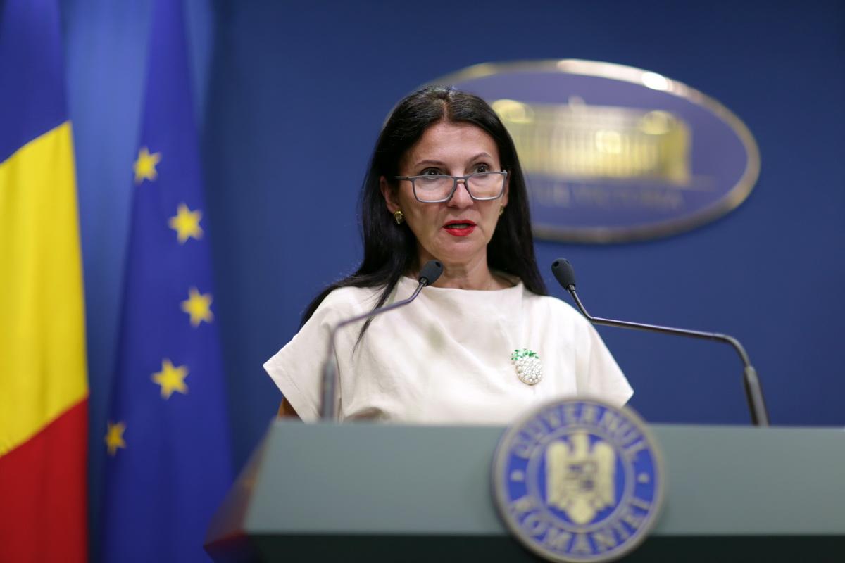 Sorina Pintea, demisa dupa moţiune, ii spune viitorului ministru al Sanataţii ce trebuie sa faca