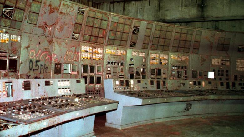 cernobal reactor 4