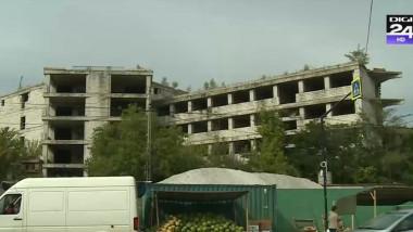 spital paragina constructie