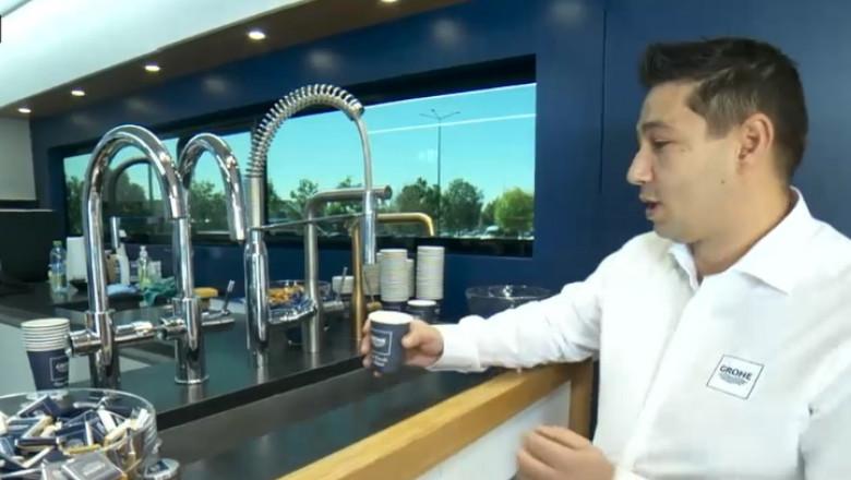 apa minerala la robinet