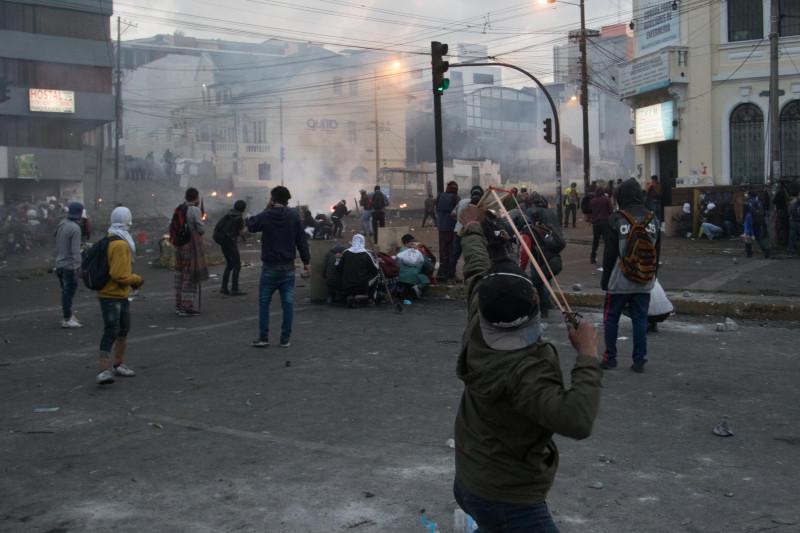 Government Crisis in Ecuador