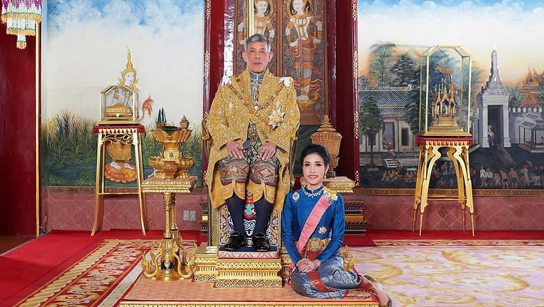 consoarta rege Thailanda