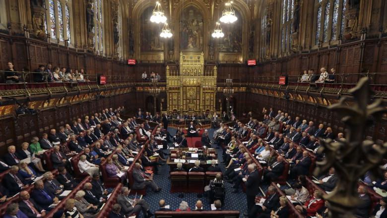 parlament britanic marea britanie getty