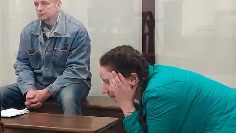 condamnat la moarte Belarus