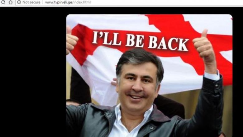 atac-cibernetic-georgia-Saakashvili