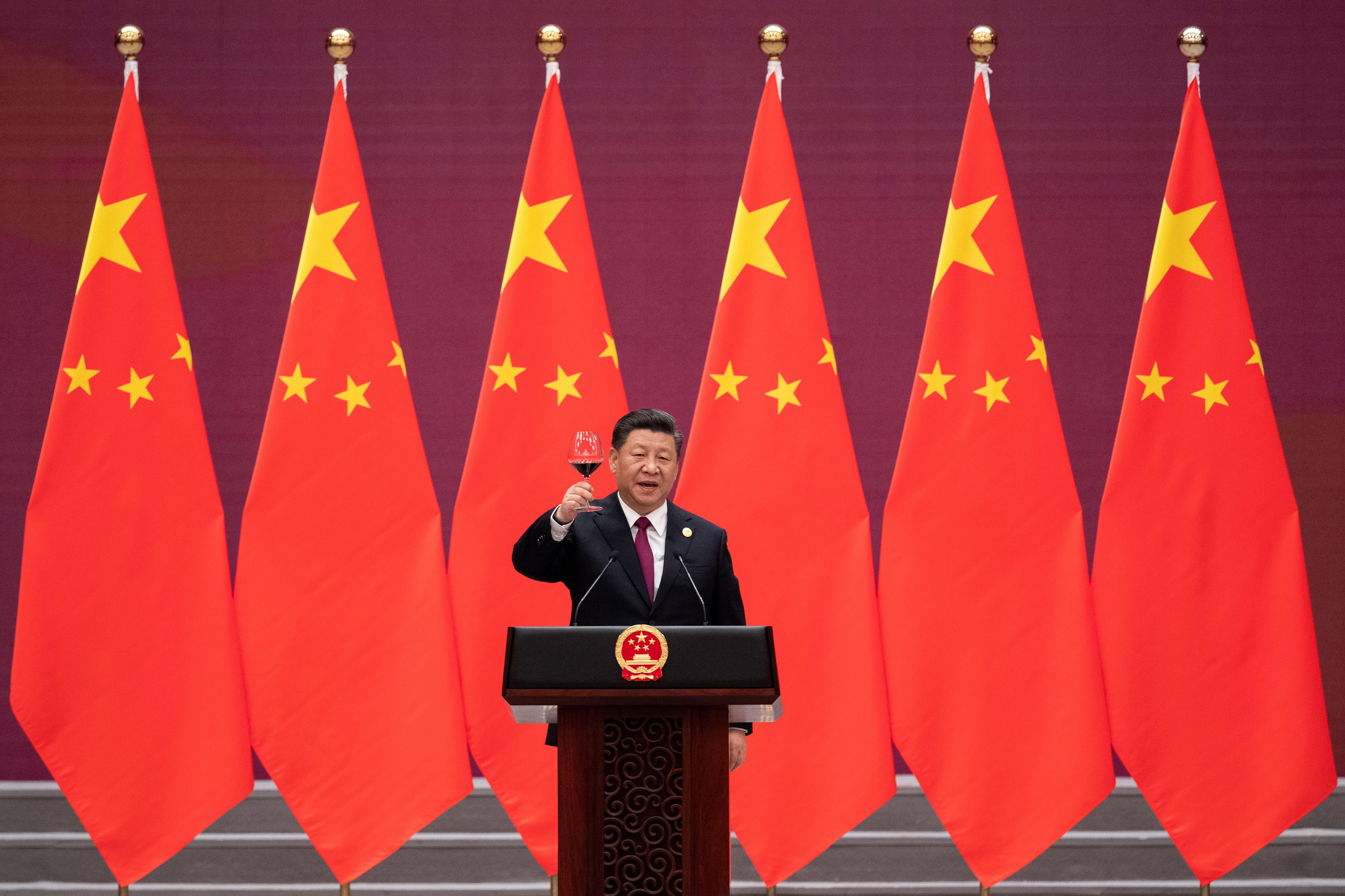 Preşedintele Xi Jinping: China va susţine întotdeauna pacea mondială