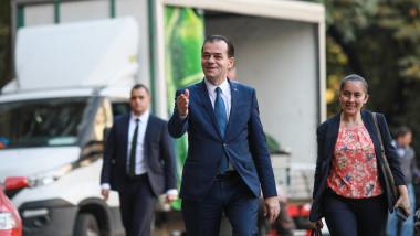 ludovic orban premier desemnat