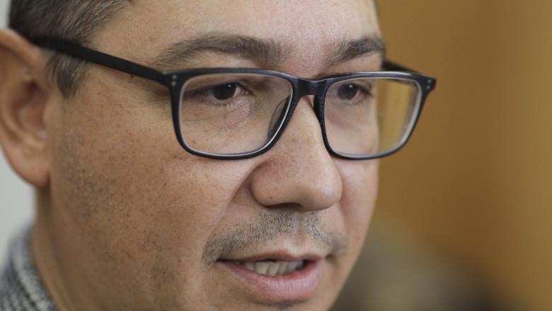 """Victor Ponta, întrebat când ar trebui depusă moțiune de cenzură: """"Azi"""""""