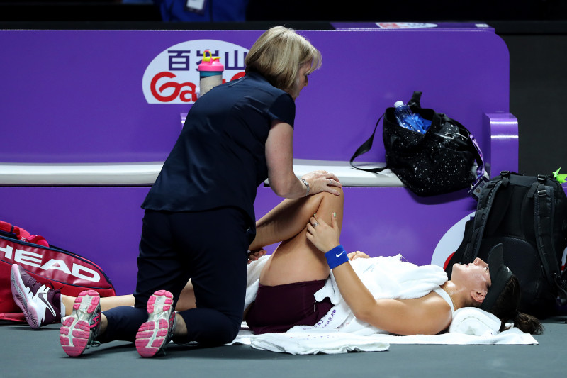 2019 WTA Finals - Day Four