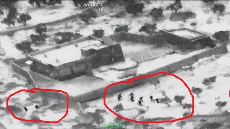imagini pentagon baghdadi