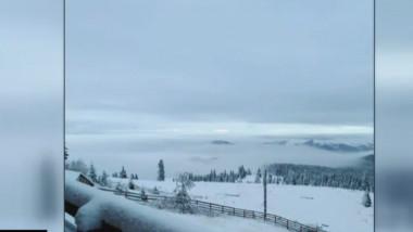 zapada munte