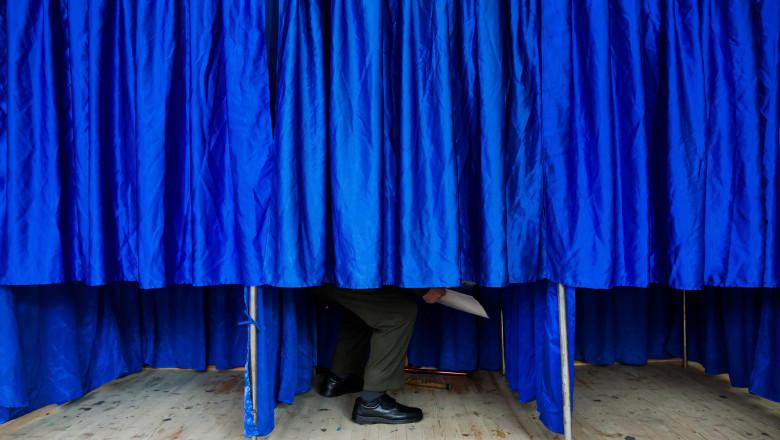 alegeri prezidentiale, vot