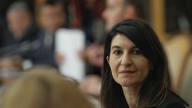 Ministrul Muncii Violeta Alexandru