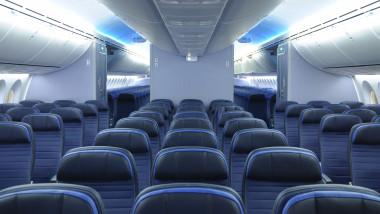 Sute de avioane de pasageri sunt blocate la sol