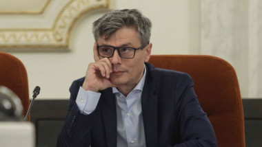 ministrul Economiei, Virgil Popescu