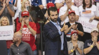 Donald Trump jr Foto GettyImages