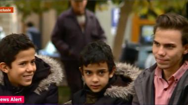copiii libia