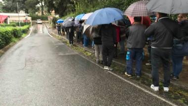 coada vot alegeri prezidentiale roma