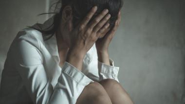 femeie depresie suparata getty