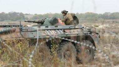 militar roman tanc - mapn fb