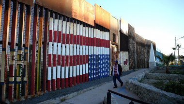 Trump Vows To Build Border Wall Between Mexico And The U.S.