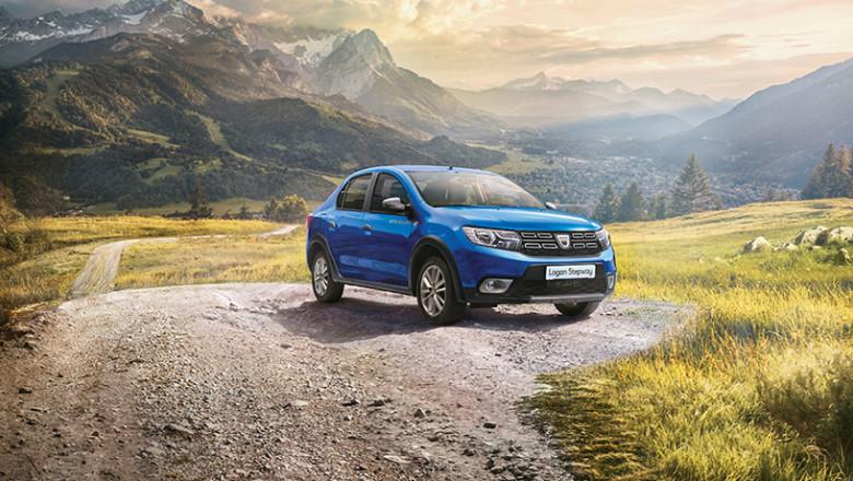 Dacia Logan Stepway a fost lansat în România - FOTO