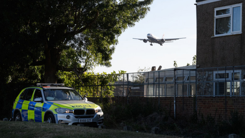 Climate Activists Attempt To Disrupt Heathrow Flights With Drones