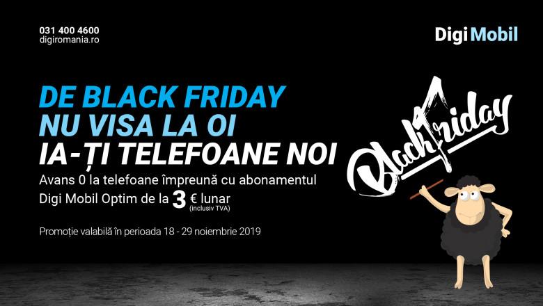 Black Friday - Digi Mobil