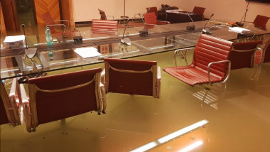 camera inundata venetia