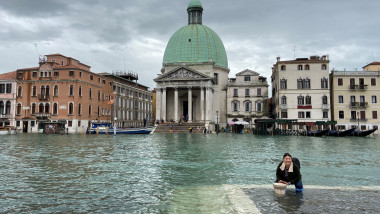 venetia inundatii noiembrie 2019 italia getty