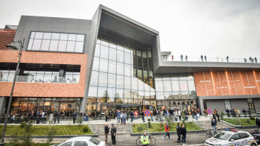 mall Sibiu