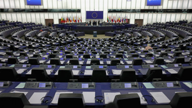 Plen parlament european