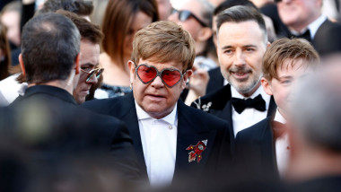 """Rocketman"" Red Carpet At The 72nd Annual Cannes Film Festival"