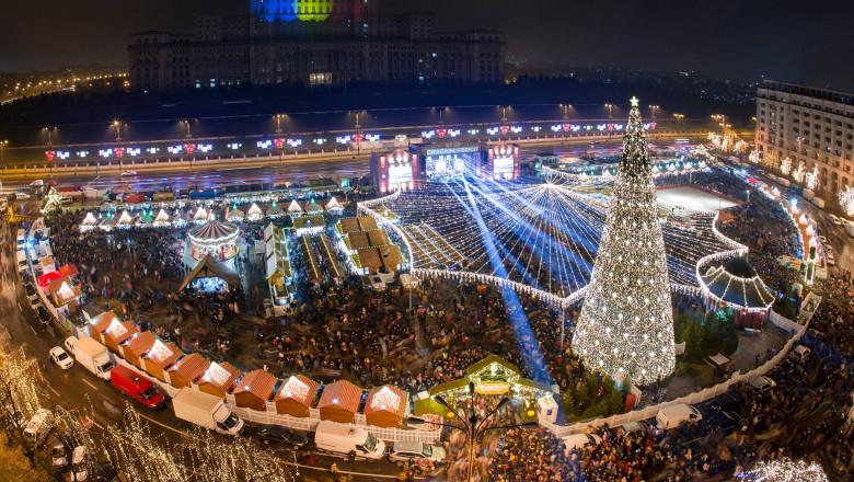 Cand Se Deschide Targul De Crăciun Din București și Cand Vor Fi