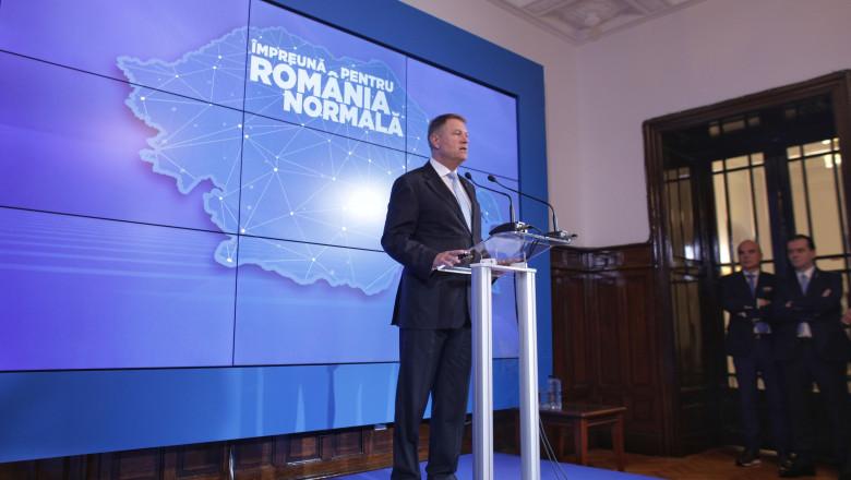 dezbatere Klaus Iohannis