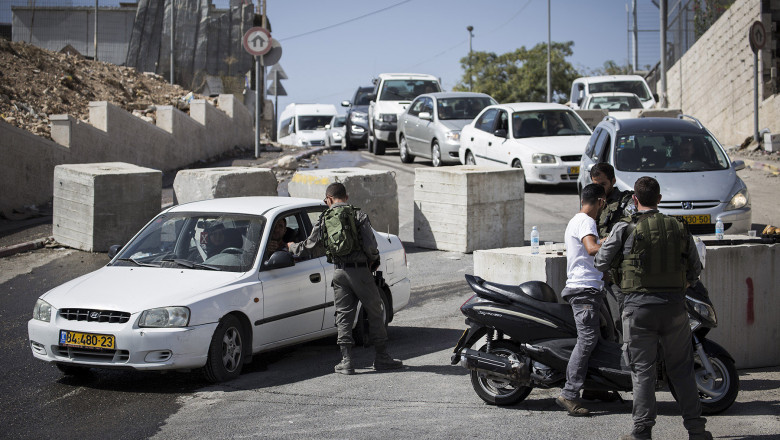 Numerous Stabbings Throughout Jerusalem As The Violence Escalates